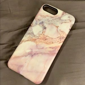 Marble Pattern iPhone 7 Plus Cover